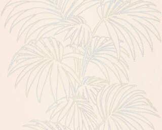 A.S. Création Tapete «Floral, Beige, Bunt, Metallics» 319981