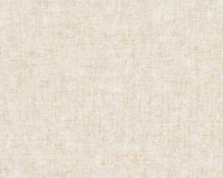 A.S. Création Wallpaper «Uni, Beige, Cream, Gold, Metallic» 322612
