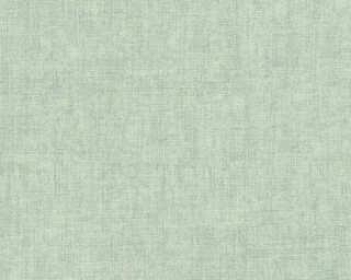 A.S. Création Обои «Уни, Зеленые, Металлик, Серебро» 322619