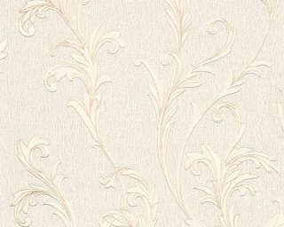 A.S. Création Wallpaper «Baroque, Cream, Gold, Metallic» 324761