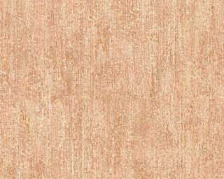 A.S. Création Tapete «Uni, Braun, Metallics, Orange» 325253
