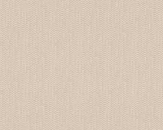 Lutèce Обои «Уни, Бежевые, Металлик» 326583