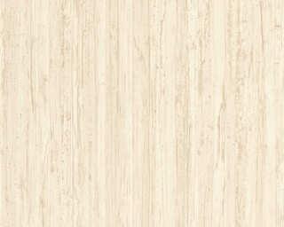 A.S. Création non-woven wallpaper «Uni, Beige, Cream» 327141