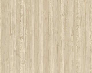 A.S. Création non-woven wallpaper «Uni, Beige» 327143