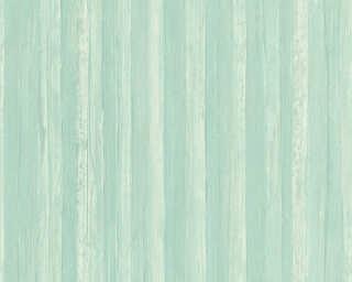 A.S. Création non-woven wallpaper «Uni, Blue, Green» 327144