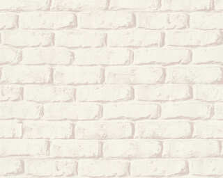 A.S. Création флизелин «Под камень, Белые, Серыe» 327262