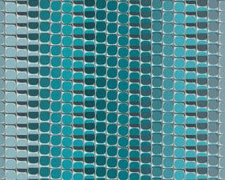 Livingwalls Обои «Графика, Белые, Серыe, Синие» 327272