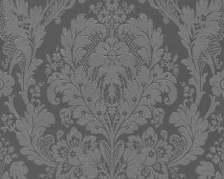 A.S. Création Tapete «Barock, Grau, Metallics» 327504