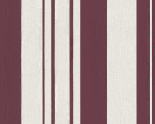 Esprit Home Wallpaper «Stripes, Beige, Cream, Red» 327523