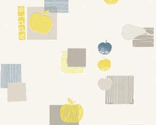 A.S. Création Обои «Деревенский стиль, Зеленые, Серыe, Синие» 327623