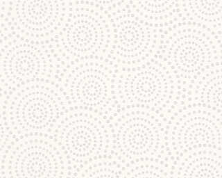 Esprit Home Wallpaper «Graphics, Cream, Grey» 327643