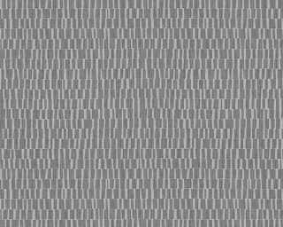 A.S. Création Обои «Уни, 3D, Металлик, Серебро, Серыe» 327743