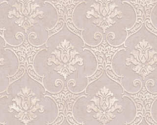 A.S. Création Wallpaper «Baroque, Beige, Cream» 328302