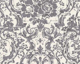 A.S. Création Wallpaper «Baroque, Beige, Grey, Metallic» 328311