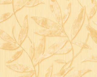 A.S. Création Обои «Флора, Бежевые, Желтыe, Золото, Металлик» 328804