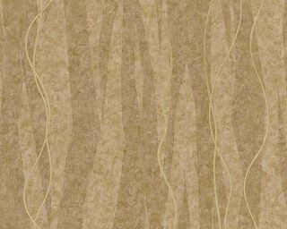 A.S. Création флизелин «Полосы, Золото, Коричневыe, Металлик» 329991