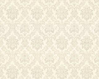 ORIGINALS Wallpaper «Fabric, Cream, Grey, Metallic» 333232