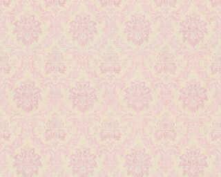ORIGINALS Wallpaper «Fabric, Beige, Metallic, Pink» 333236