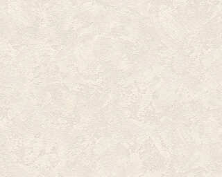 A.S. Création Wallpaper «Uni, Cream, Grey, Metallic» 338631