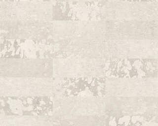 Private Walls Обои «Под плитку, Металлик, Серыe» 340624