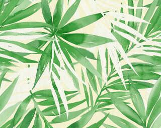 A.S. Création Обои «Джунгли, Бежевые, Зеленые» 341252