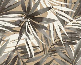 A.S. Création Обои «Джунгли, Бежевые, Белые, Коричневыe» 341254