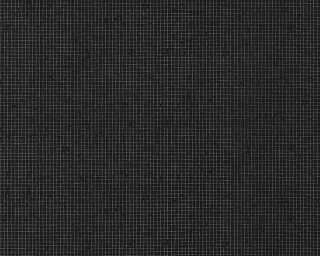 A.S. Création Wallpaper «Uni, Black, Metallic» 341362