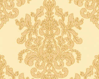 A.S. Création Обои «Барокко, Бежевые, Желтыe, Золото, Металлик» 341434