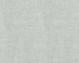 Livingwalls Wallpaper «Graphics, Blue, Cream, Turquoise» 342184
