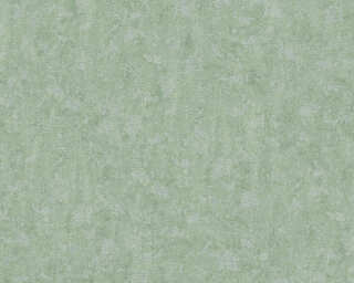 Architects Paper Wallpaper «Uni, Green, Metallic, Silver» 343735