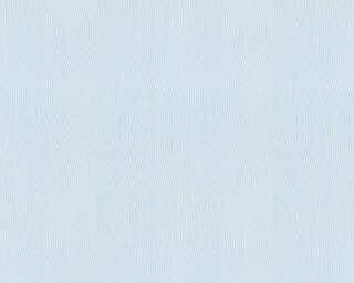 A.S. Création papier peint «Graphique, bleu, métallique, or, turquoise» 343775