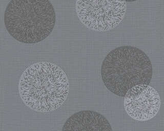 A.S. Création Wallpaper «Graphics, Grey» 347713