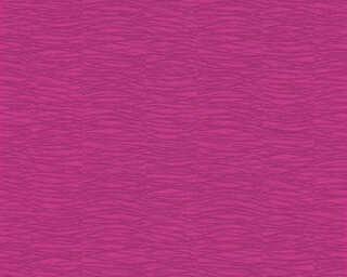 A.S. Création papier peint «Graphique, métallique, violet» 356913