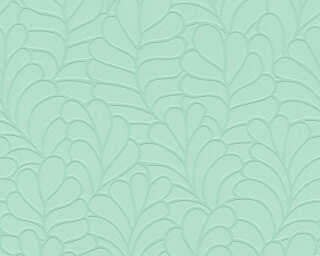 Esprit Home Wallpaper «Graphics, Green» 357113