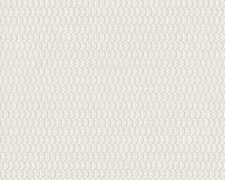 Esprit Home Wallpaper «Graphics, Grey, Metallic, White» 358194
