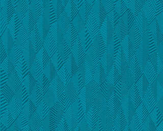 A.S. Création Wallpaper «Graphics, Blue, Green, Turquoise» 359982