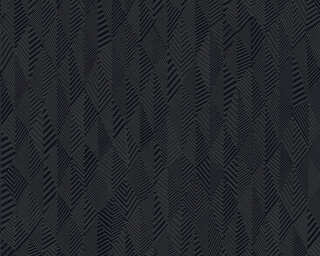A.S. Création Wallpaper «Graphics, Black» 359983