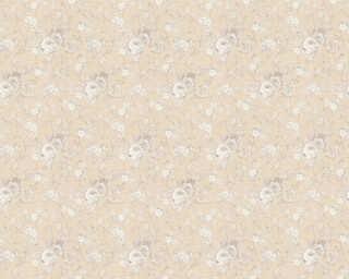 ORIGINALS Обои «Цветы, Бежевые, Кремовые, Металлик, Серебро» 360864