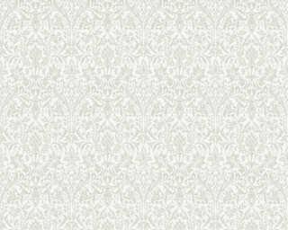 ORIGINALS Обои «Барокко, Кремовые, Металлик, Серебро, Серыe» 360871