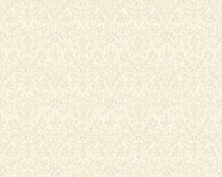 ORIGINALS Обои «Барокко, Бежевые, Кремовые, Металлик, Серебро» 360872
