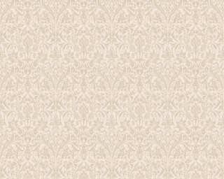 ORIGINALS Wallpaper «Baroque, Beige, Brown, Metallic, Silver» 360873