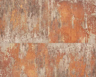 A.S. Création Wallpaper «Floral, Beige, Bronze, Brown, Copper» 361182