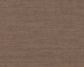 Daniel Hechter Wallpaper «Uni, Brown» 361305