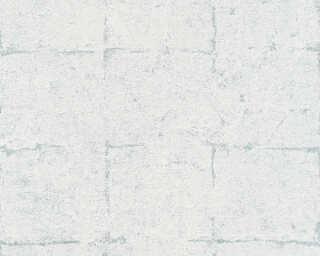 Daniel Hechter papier peint «Uni, argent, métallique» 361311