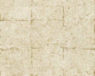 Daniel Hechter Wallpaper «Uni, Gold, Metallic» 361312
