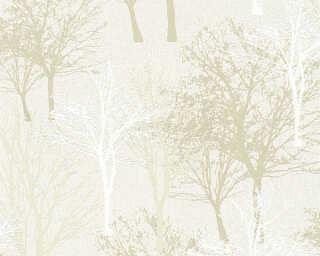 A.S. Création Обои «Деревенский стиль, Флора, Бежевые, Коричневыe» 361471