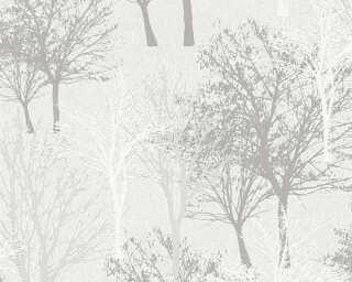 A.S. Création Обои «Деревенский стиль, Флора, Бежевые, Белые» 361472