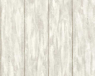 A.S. Création Wallpaper «Wood, Beige, Cream, Grey, Taupe» 361521