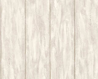 A.S. Création Wallpaper «Wood, Beige, Cream» 361522