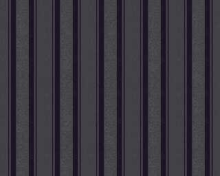 A.S. Création Wallpaper «Stripes, Black» 361673